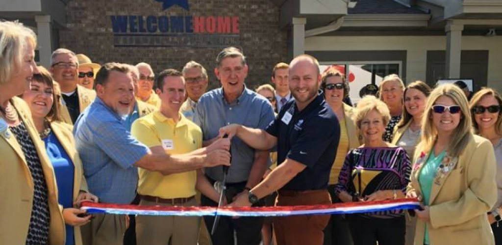 July's Grand Opening of Welcome Home
