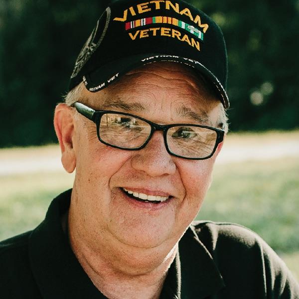 R.C. Higgins, Founder and Vietnam Veteran