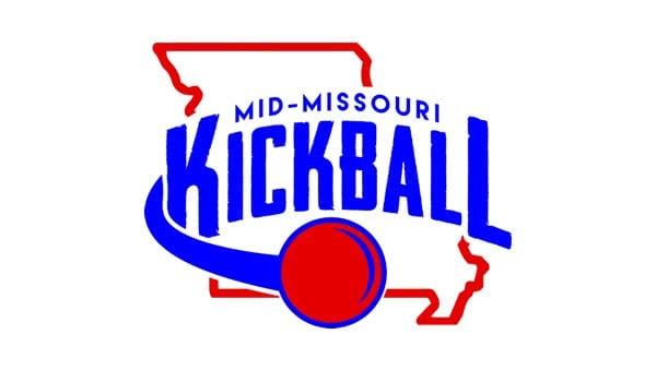 Mid-Mo Kickball logo